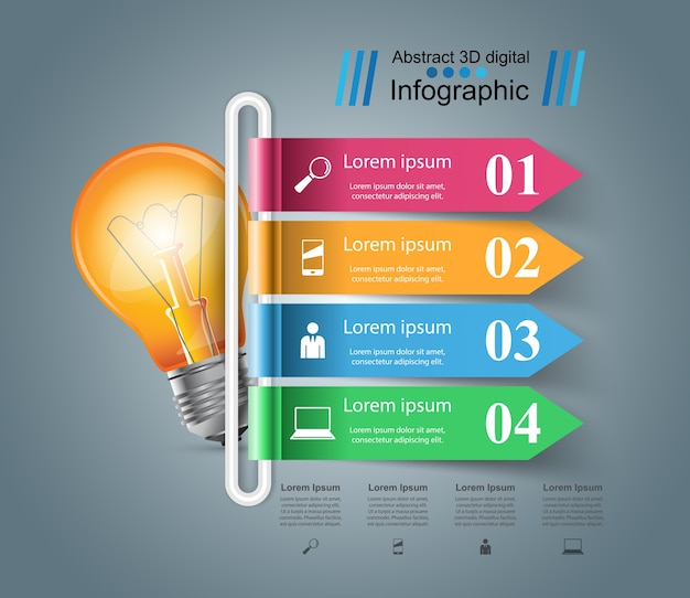 Plansza projekt szablonu i marketingu ikony