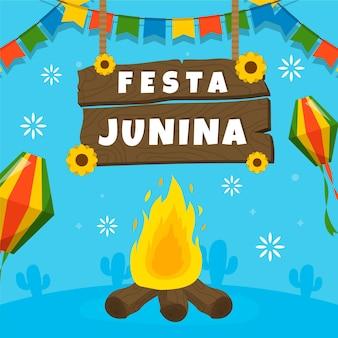 Płaska impreza festiwalowa w czerwcu