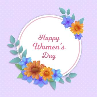 Płaska impreza z okazji dnia kobiet