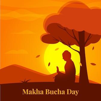 Płaski dzień makha bucha