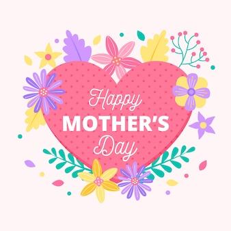 Płaski dzień matki