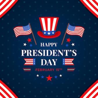 Płaski dzień prezydentów