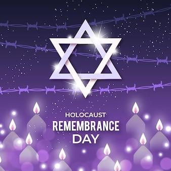 Płaski międzynarodowy dzień pamięci o holokauście