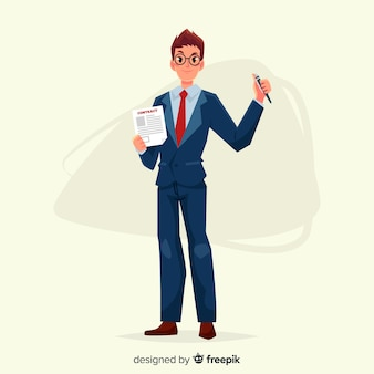 Płaski sprzedawca charakter gospodarstwa dokument umowy