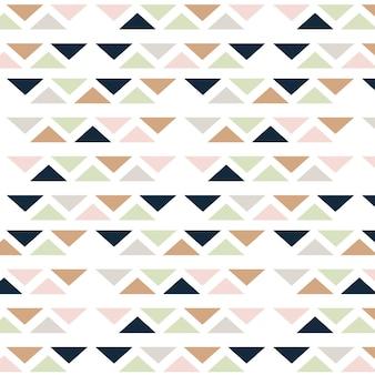 Płaski wzór skandynawski wzór