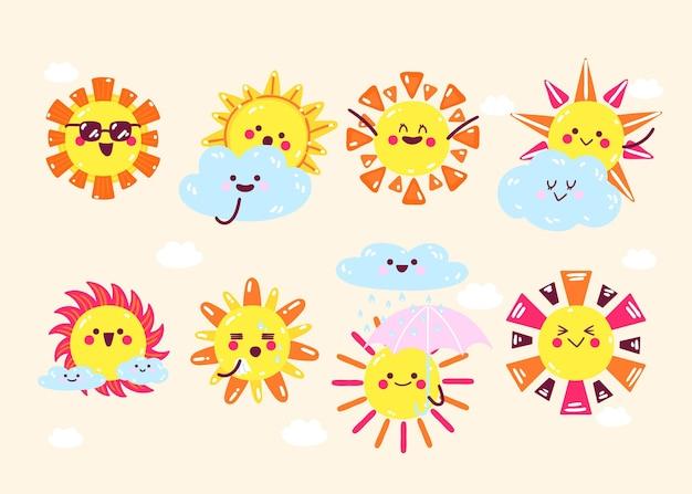Płaskie elementy prognozy pogody