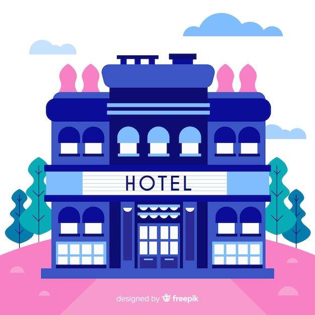 Nowy Jork, hotel podłączeniowy