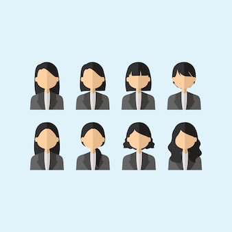 Płaskiej niełasce zawodowej kariery kobieta