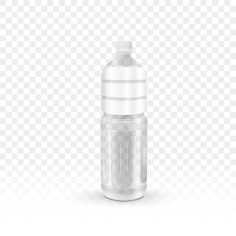 Plastikowa butelka na napoje