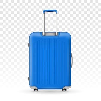 Plastikowa walizka podróżna z poliwęglanu