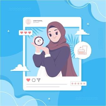 Płatne promowanie koncepcji mediów społecznościowych