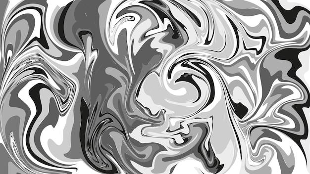 Płynna marmurowa konsystencja, kolorowa marmurkowa powierzchnia. tło atrament watermarble.