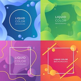 Płynny kolor tła