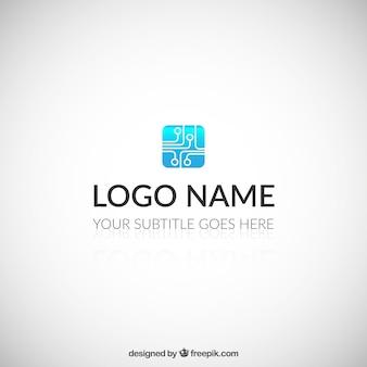 Płytka drukowana logo