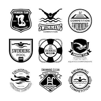 Pływanie odznaki