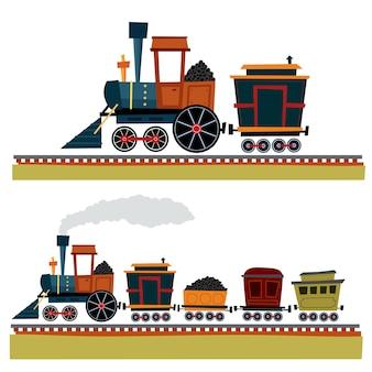 Pociąg kolejowy
