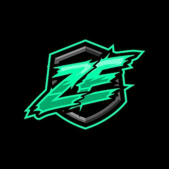 Początkowe logo do gier