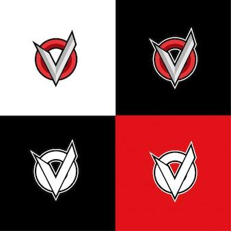 Początkowy szablon logo sportu