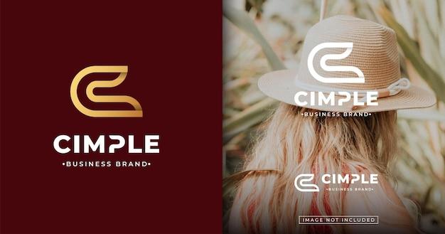 Początkowy szablon projektu logo c
