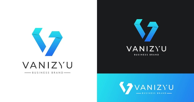 Początkowy szablon projektu logo v