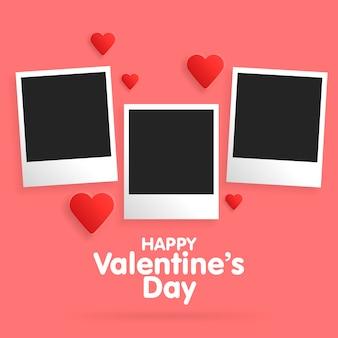 Pocztówka happy valentines day