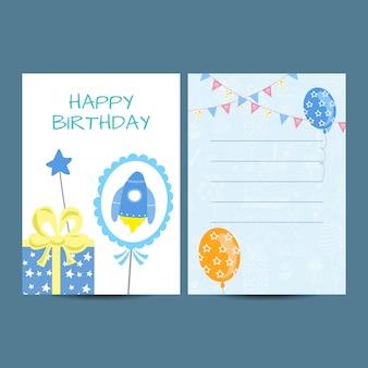 Pocztówka z okazji urodzin