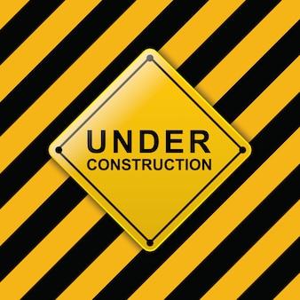 Pod znakiem budowlanym
