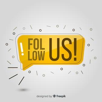 Podążaj za nami