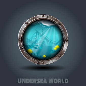 Podmorski świat