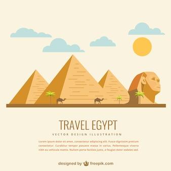 Podróż egipt