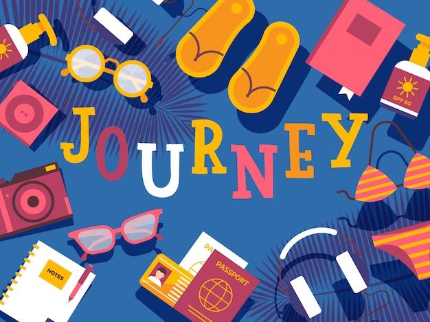 Podróż wakacyjna