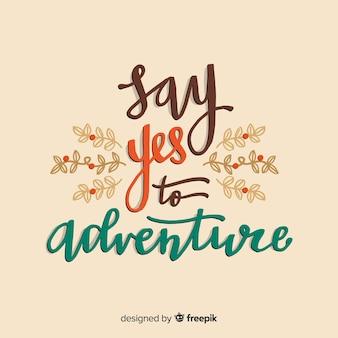 Podróż z pozytywnym komunikatem