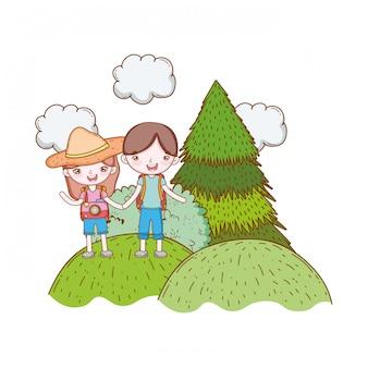 Podróżna turystyka ekologiczna