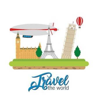 Podróżować przez świat