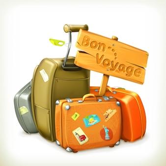 Podróżowanie, ilustracja