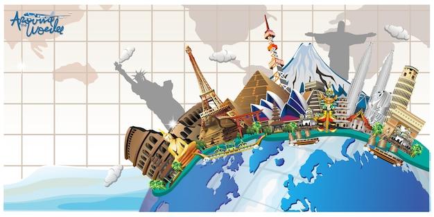 Podróżuj po całym świecie
