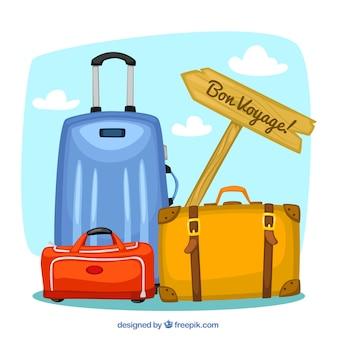 Podróży bagażu