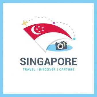 Podróży do singapuru