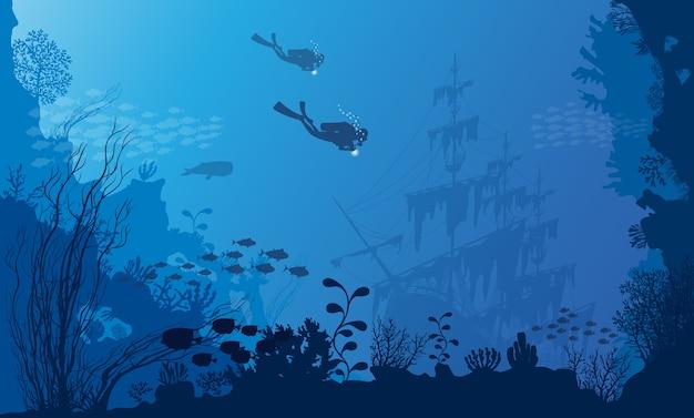Podwodny świat