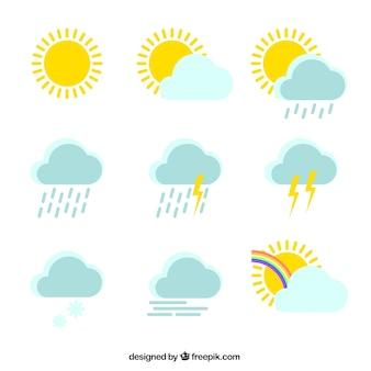 Pogoda ikony
