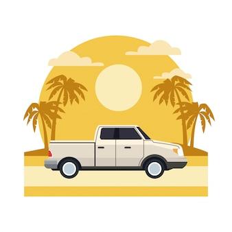 Pojazd na autostradzie