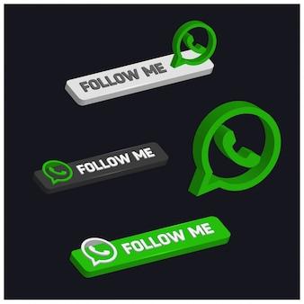 Pójdź za mną na whatsapp