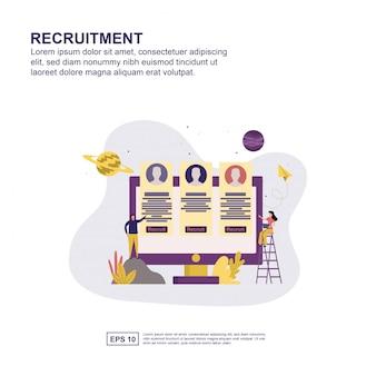 Pojęcie rekrutacji