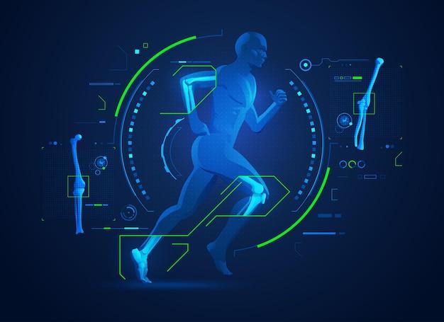 Pojęcie technologii ortopedycznej czyli leczenia kości i stawów