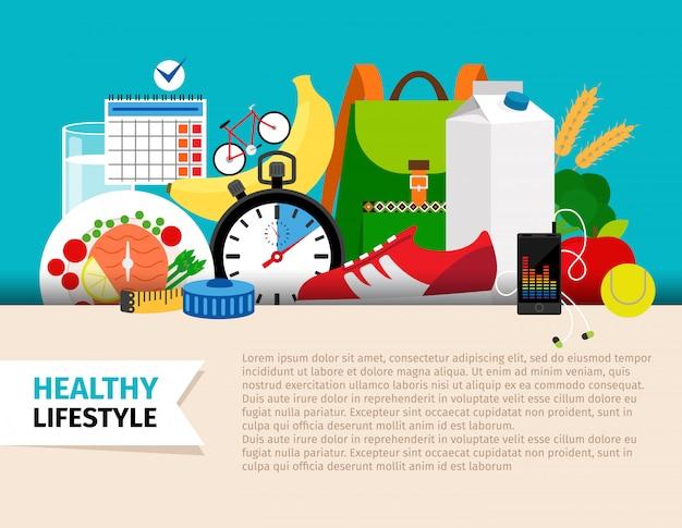 Pojęcie zdrowego stylu życia