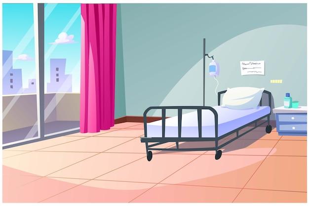 Pojedyncze pokoje dla pacjentów nie są łączone z pokojami innych osób.