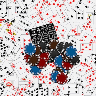 Poker i kasyno