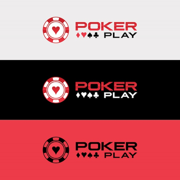 Poker logo design casino royale