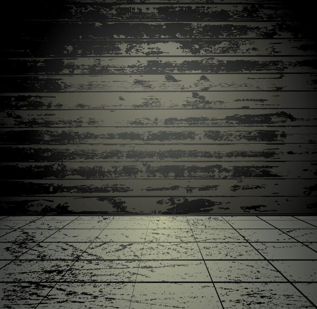 Pokój grunge betonu