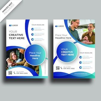 Pokrywa broszury